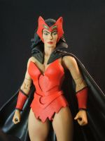MOTUC custom Catra 4 by masterenglish