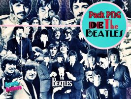 Pack png beatles by AvadaKedavra5
