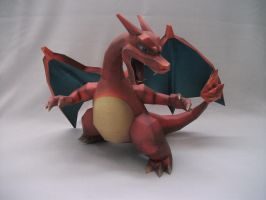 Charizard by VendingMachineGirl