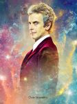 -12th Doctor- by Orchidea-Blu