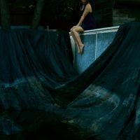 black water. by Portrait-of-Light