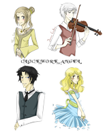 The Infernal Devices by iondra