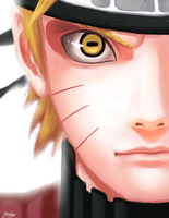 Naruto Speedpaint by wangqr