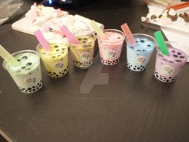 Cute Baby Bubble Tea by kookiiboutique