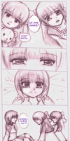 Chie meeting her Alices part 1 by vicfania8855