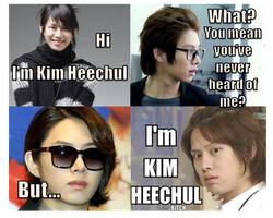 Kim Heechul is... Special by DreamAmongStars