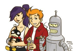 Futurama by Little-Endian