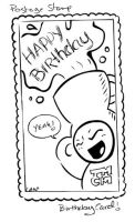 Happy Birthday Shannon Wheeler by ChibiCelina