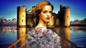 Emma Watson Fairy Tale IV v2 by Dave-Daring