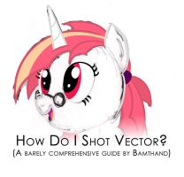 How Do I Shot Vector? (PS CS6, v. 1.0a) by bamthand