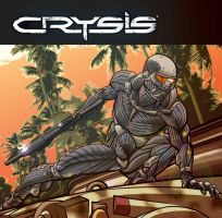 Crysis by JoeyStone