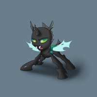 Changeling by Lomeo