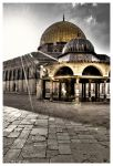 "Dome of the Rock ""HDR"" 04 by Green-Des"