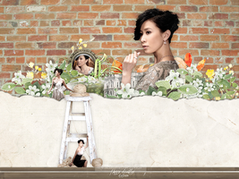 140628:Charmaine Sheh(Only for dyefoam) by RachelLAU