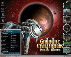 Galactic Civilizations Desktop by shelbygt
