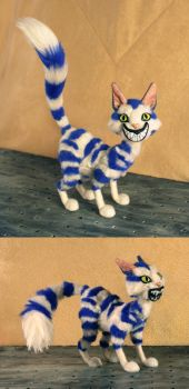 Cheshire Cat + ANIMATION by Madelei