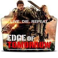 Edge of Tomorrow Folder Icon by gdmep
