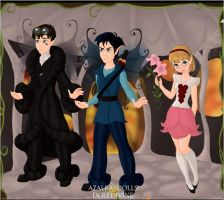 An No Exorcist - Blue Exorcist - Pixie Style by Zi2000