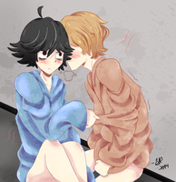 bookmark of gay by BorderlineCloud
