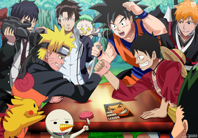 The Face Off by OnlyNura