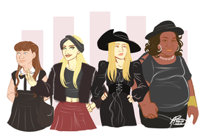 Coven by naomi-makes-art73