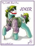 My Little Bad Ass Joker by Amelie-ami-chan