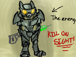 Enclave WANTED by KershaFangs