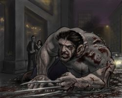 Wolverine1 by Cheape