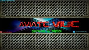 Aviate Vile Banner by therealvile