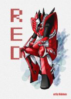 Red-meha by Sideburn004
