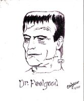 Dr. Feelgood by casperofpuppets