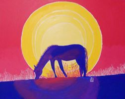 Horse Of The Rising Sun by WowLovely88