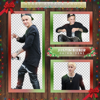 Justin Bieber Photopack by bubblegumhq