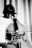 DoubleV: violoncello by StacyZverek-photo