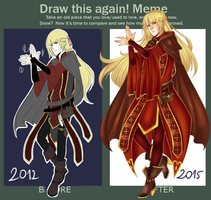 Before and after meme by sarn4