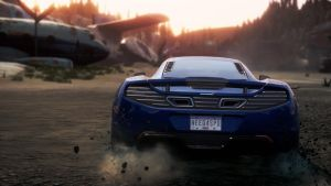 Mclaren MP4-12C Most Wanted 2012 by RyuMakkuro
