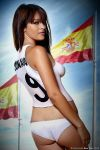 Real Madrid Bodypainting II by Raphael-Ben-Dor