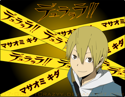Masaomi Kida by 07-GhostCrazyy