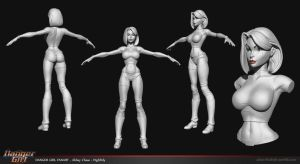 Abbey Reloaded HighPoly by Texelion