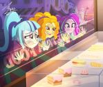 MLP Hunger by 0Bluse