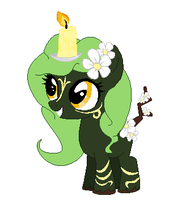 Nitor OC~ Luminous Daisy by lulumimibebe