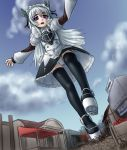Chaika is too big by AlloyRabbit