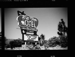 MOTEL by britegreenfish