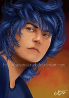 :Saint Seiya  Phoenix Ikki:. by Queen-Uriel