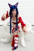 Ahri @London MCM by darkagesun