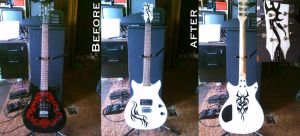 Refinished First Act by Borris15