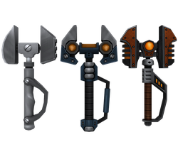 Ratchet and Clank: OmniWrench Pack by o0DemonBoy0o