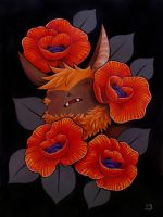 Poppy Bat by grelin-machin