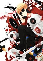 dave strider by kumashige
