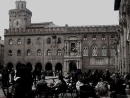Bologna Centrale by lazzaris